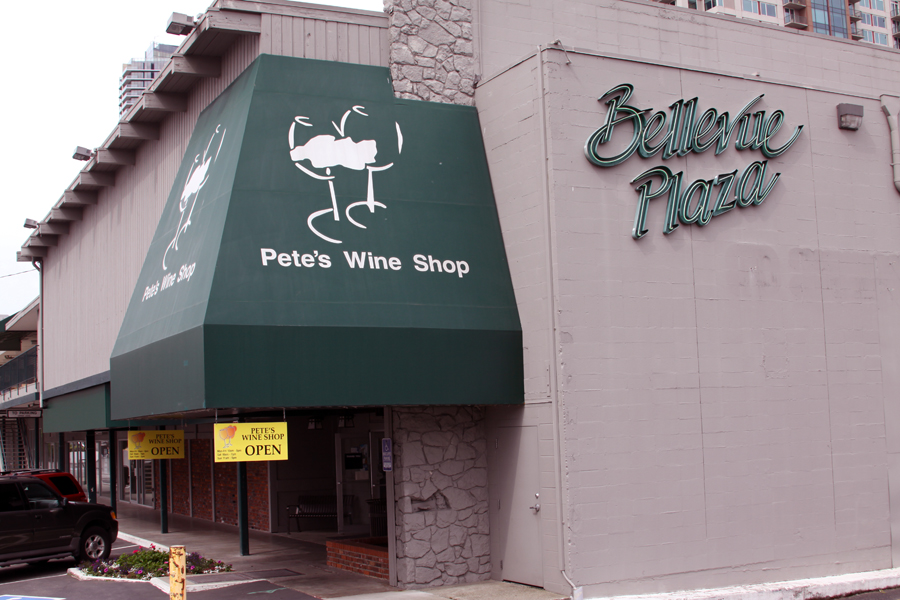 Pete's Wine Shop