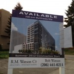 Multifamily Midrise Suggested Across Street from The Bravern