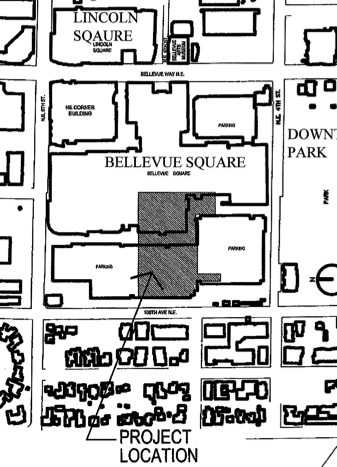 Bellevue Square Expansion