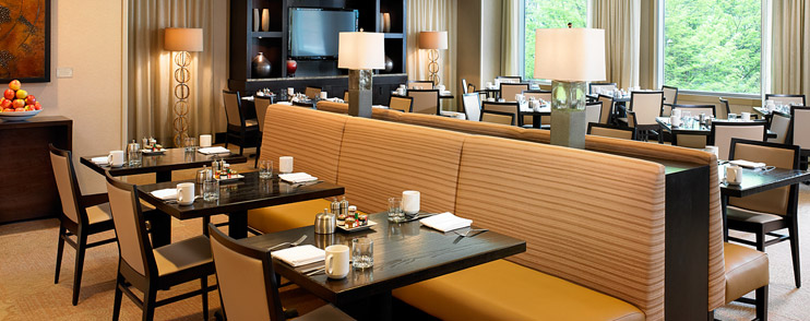 Hyatt Regency Bellevue Eques Breakfast Restaurant