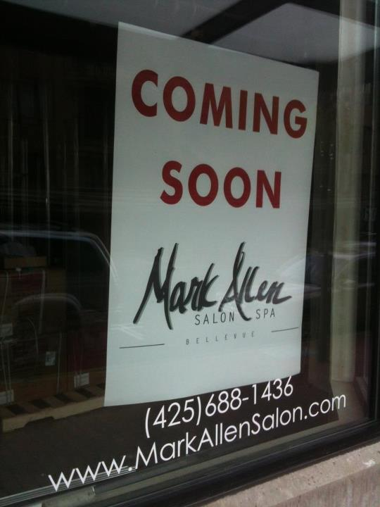 Mark Allen Salon Spa Bellevue Main Street