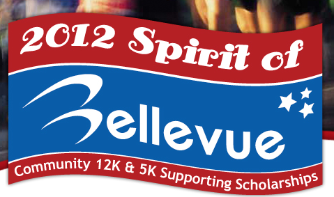 1st Annual Spirit of Bellevue 12K & 5K Run