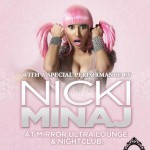 Nicki Minaj to Perform at Mirror Nightclub in Bellevue August 11th &#8212; CANCELED