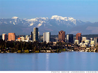 Bellevue one of the best small cities in America. This year, Bellevue ...