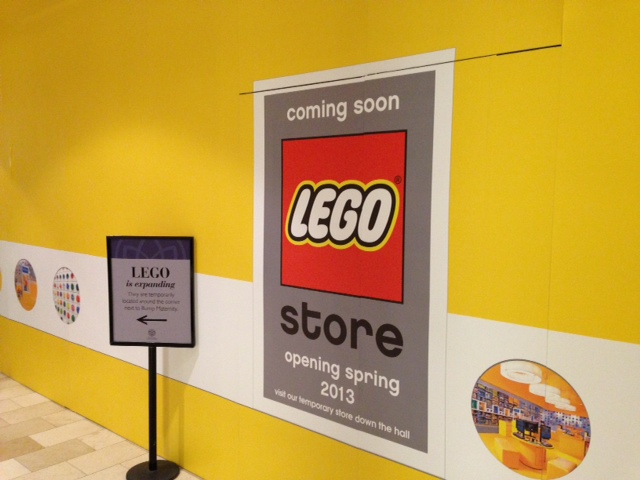 Lego Expansion Bellevue Square