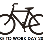 Bike to Work Day is Friday, May 17th